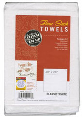 Aunt Martha's Old Fashion Flour Sack Towels