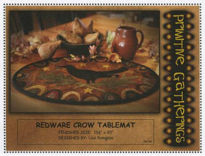 Redware Crow