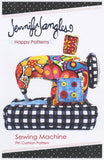 Sewing Machine Pin Cushion Pattern