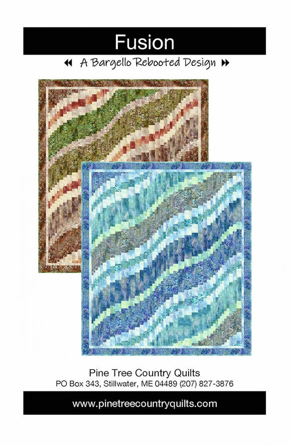 Layered Diamonds Pattern Pine Tree Country Quilts New Bargello Rebooted Design