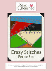 Crazy Stitches - Petite Set