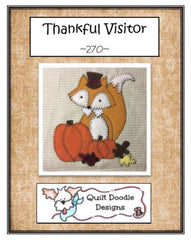 Thankful Visitor