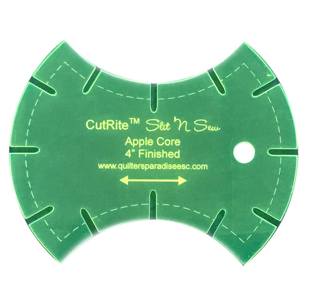 Apple Core Template 4in Finished