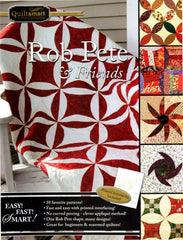 Rob Pete & Friends Book with Interfacing