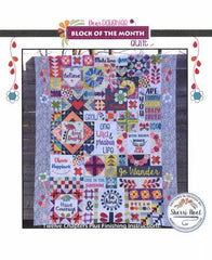 Dear Daughter - Block Of The Month Quilt