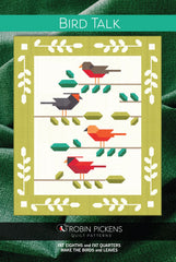 Bird Talk Quilt Pattern