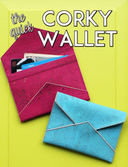 The Quick Corky Wallet