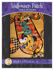 Halloween Patch Table Runner