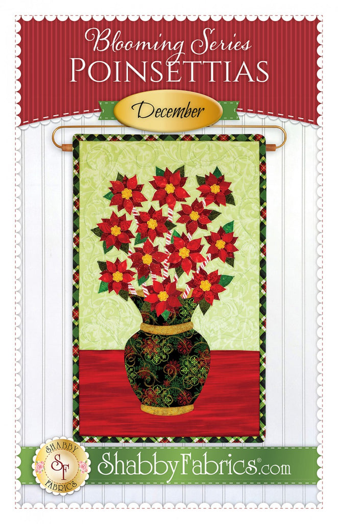 Blooming Series Poinsettias December