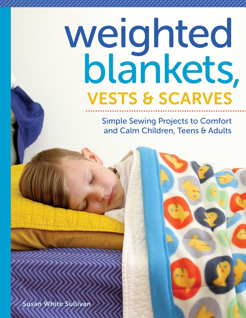 Weighted Blankets, Vests, and Scarves