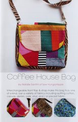 Coffee House Bag Sewing Pattern