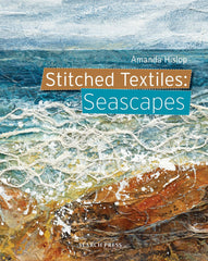 Stitched Textiles Seascapes