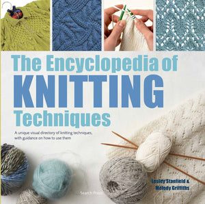 Encyclopedia of Knitting Techniques