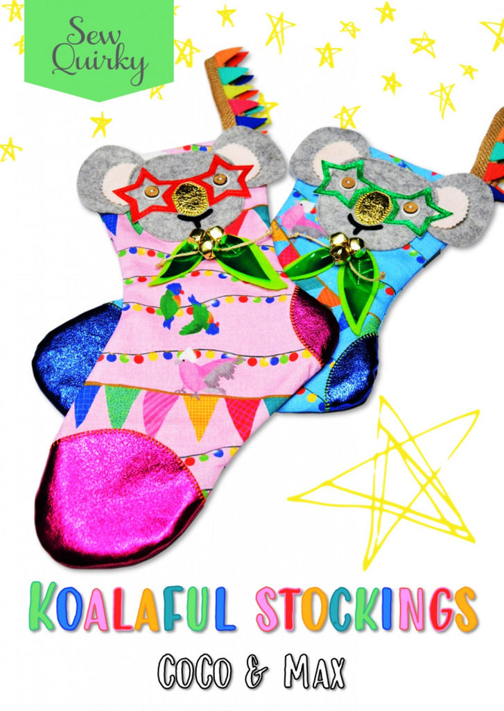 Koalaful Stockings