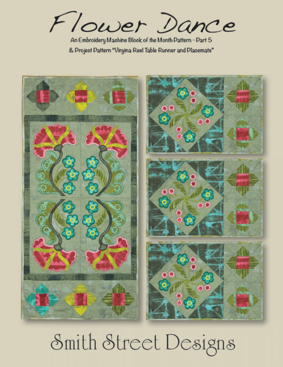Merry /& Bright machine embroidery applique designs wquilt patterns by Smith Street Designs multi-format CD
