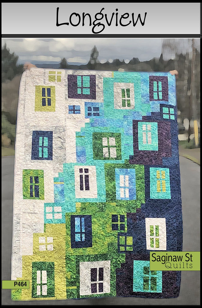 MEADOW PATH PANEL QUILT QUILTING PATTERN From Rose Cottage Quilting NEW