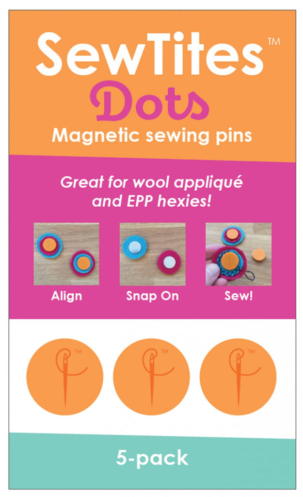 SewTites Magnetic Pin Dots 5pk