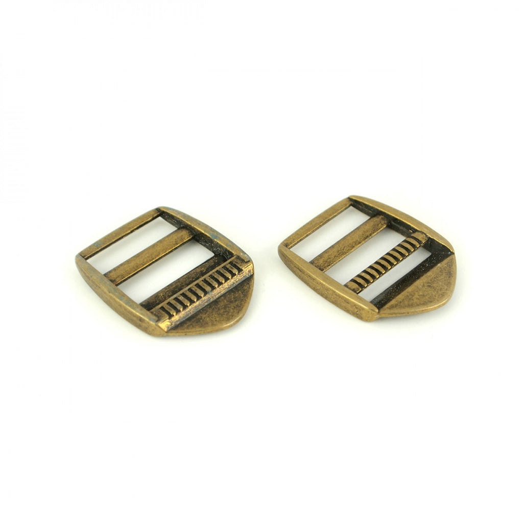Ladder Lock Slider Buckles 1in