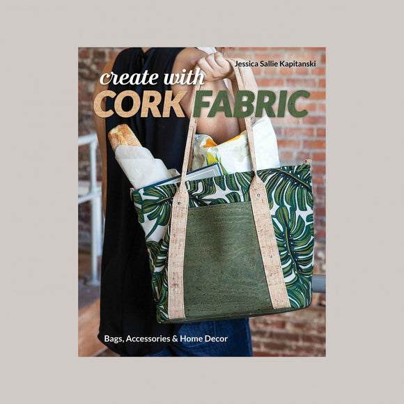 Create with Cork Fabric Kit Nickel