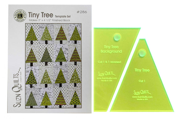 Tiny Tree Template Set
