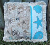 Seaside Mementos Accent Pillow Duo