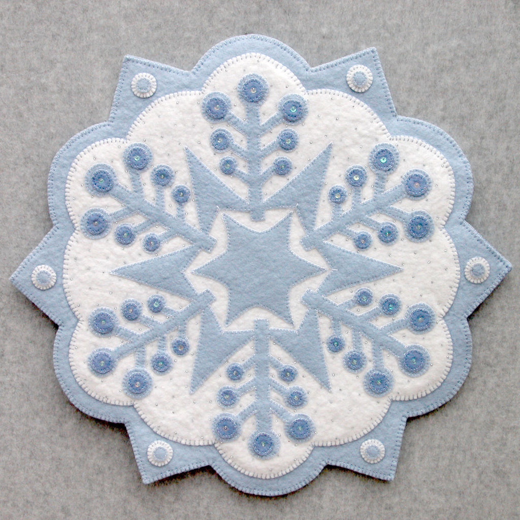 Snowflake #2 Table Topper
