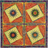 Mariner's Compass Quilts - Reach For the Stars