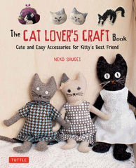 The Cat Lover's Craft book