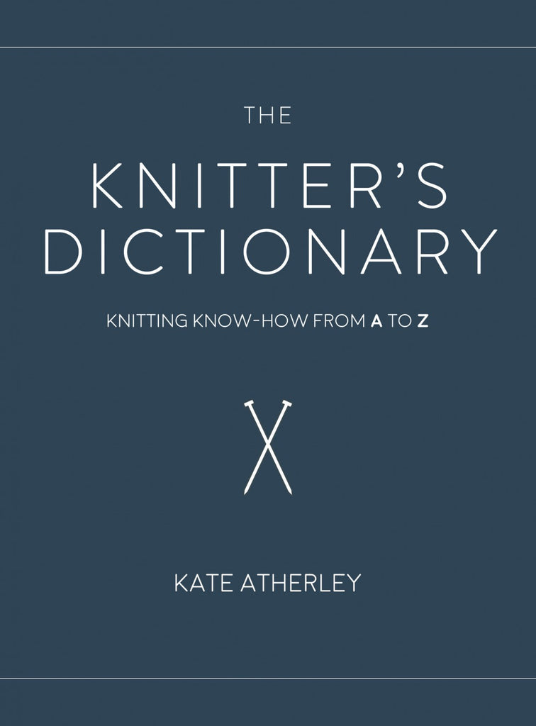 Knitter's Dictionary