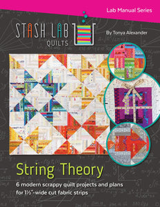 String Theory 6 Modern Quilt Projects