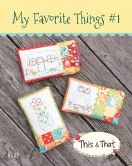 My Favorite Things #1
