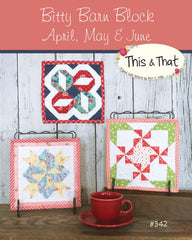 Bitty Barn Blocks April June