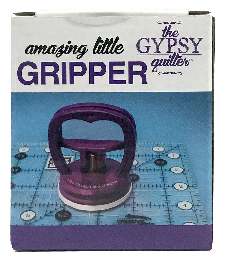 The Gypsy Quilter Little Gypsy Gripper 2-1/4in