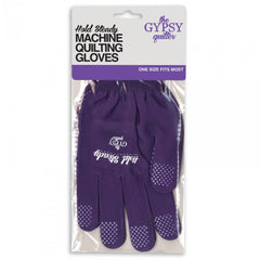 Gypsy Quilter Hold Steady Machine Gloves One Size