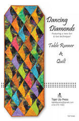 Dancing Diamonds Table Runner & Quilt