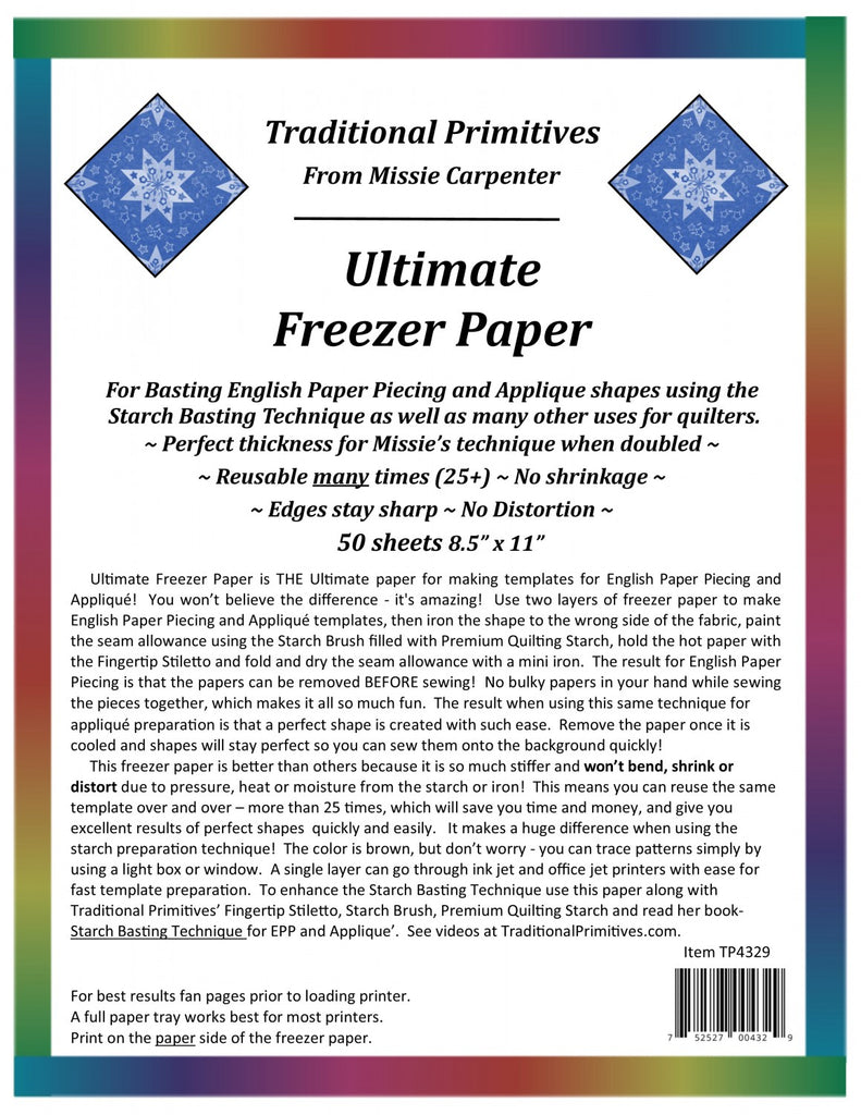 Ultimate Freezer Paper 50ct