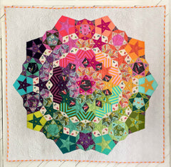 Complete Piece Pack For Tula Nova Quilt Pattern Included