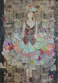 The Dress Collage
