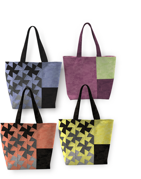 Twister Tote Quilting Books Patterns And Notions