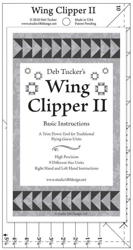 Wing Clipper II