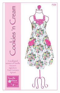 Cookies N Cream Apron