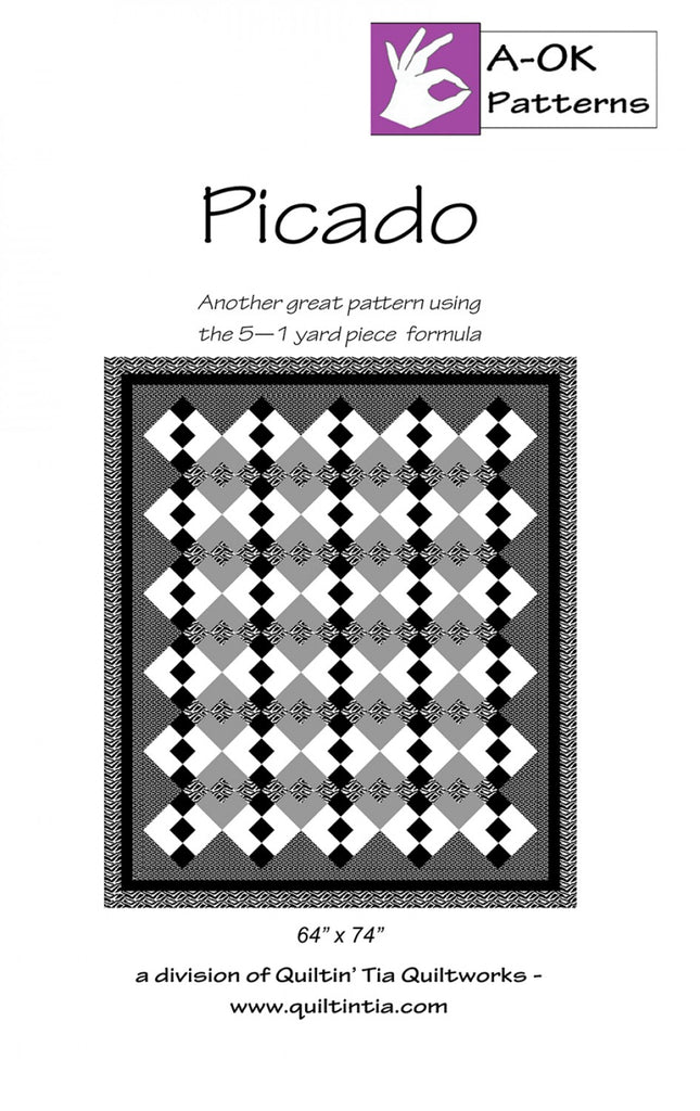 Picado A OK 5 Yard Pattern