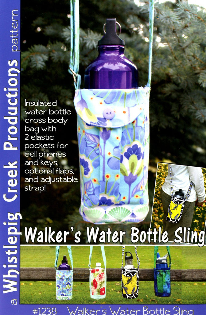 Walker's Water Bottle