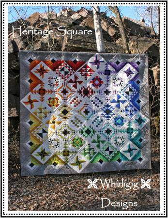 Heritage Square Block of the Month