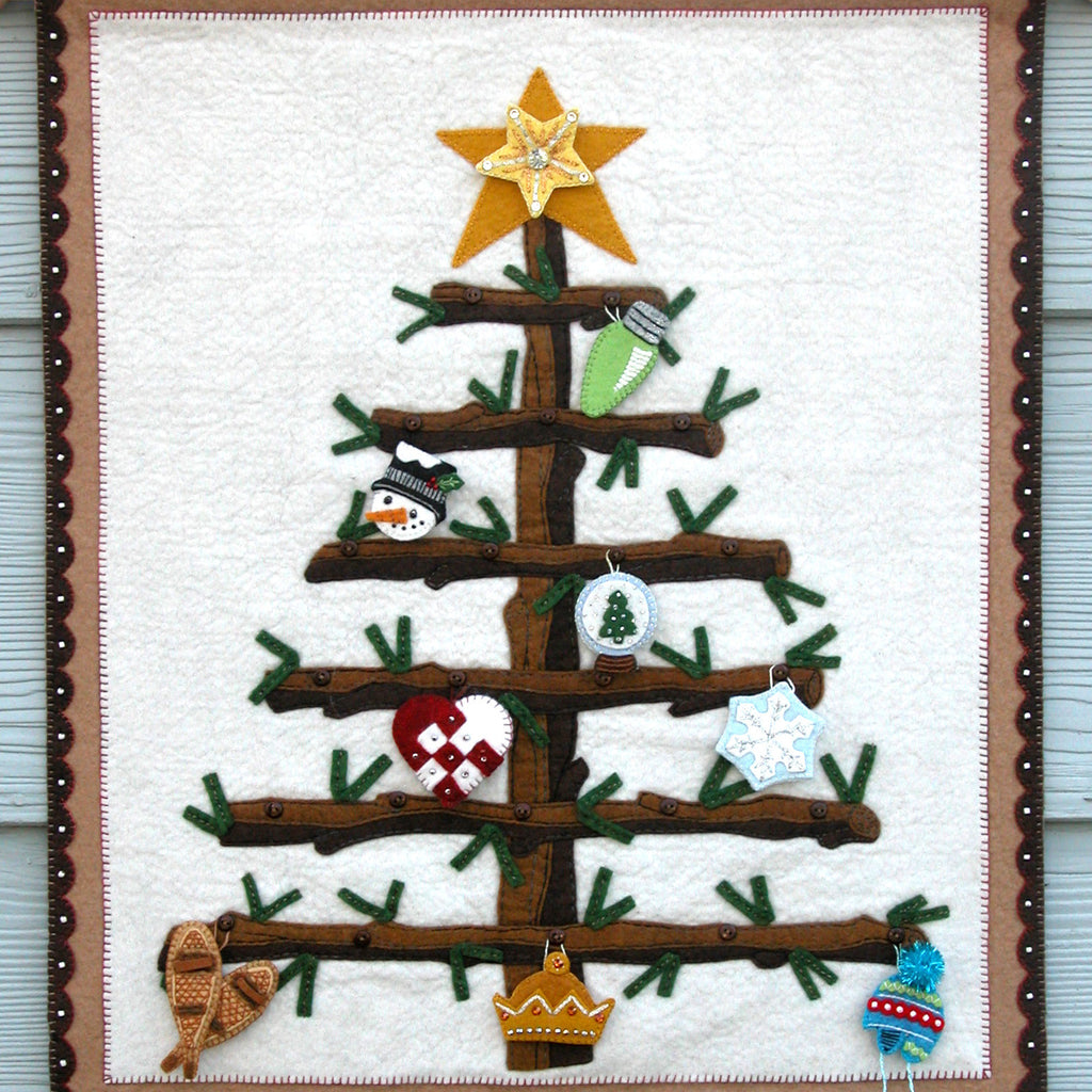 Yule Tree Advent Calendar