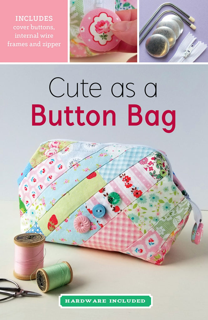 Cute As A Button Bag