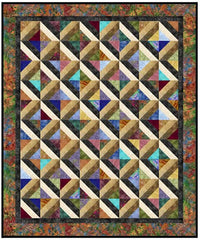 Marble Pools Quilt Pattern