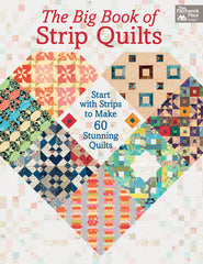 Big Book of Strip Quilts - Softcover
