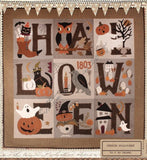 Merrie Halloween - Block of the Month