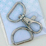 D Ring annd Swivel Clip